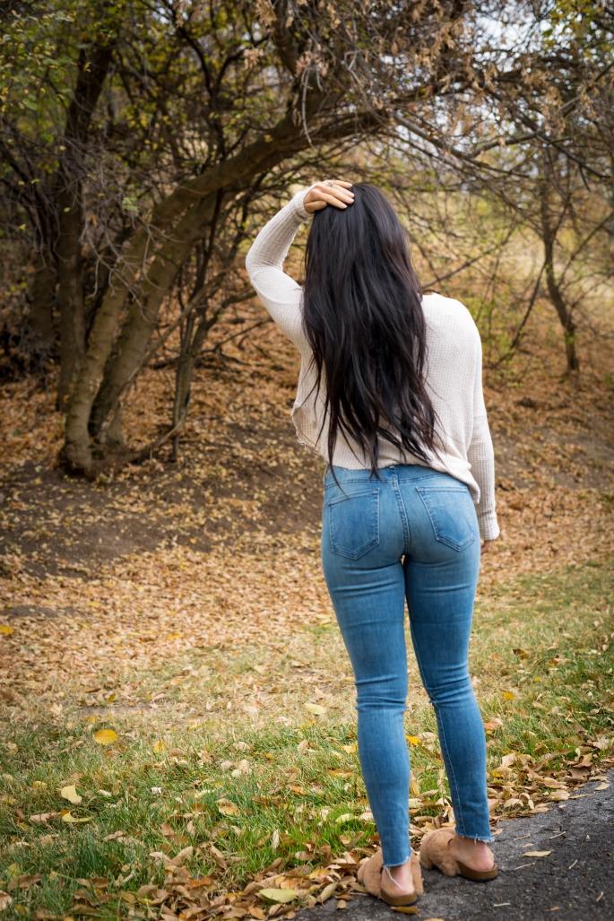 mother stunner jeans blogger fashion
