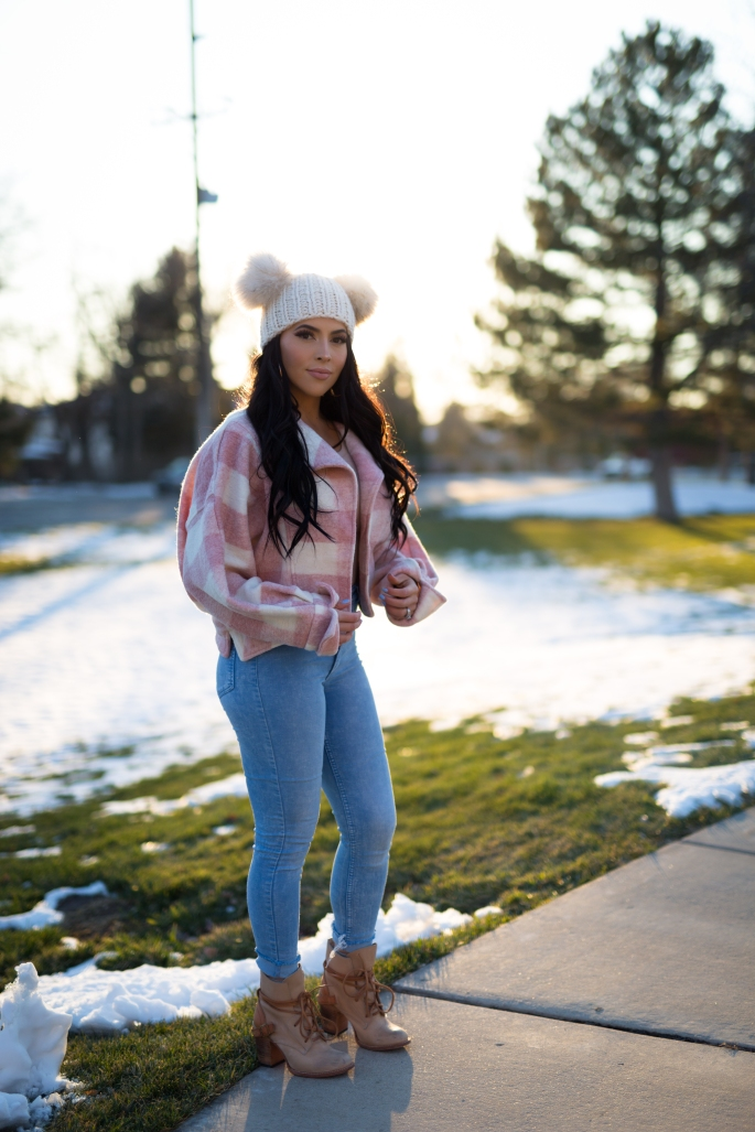 christmas plaid jackets ideas outfit