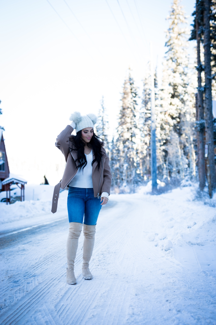winter outfit inspiration H&M